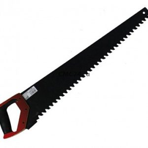 ножовка по газобетону профи с напайками 500мм