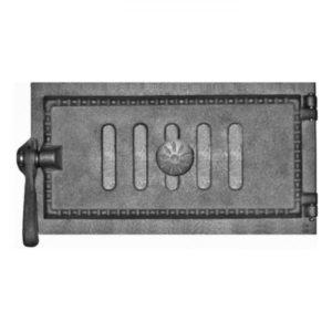Дверь поддувальная ДПу-2 б (270*160) литком с уплотнением