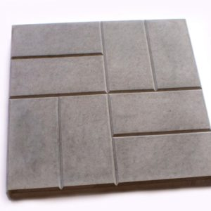 плитка тротуарная восьмёрка (300*300)