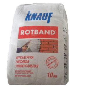 КНАУФ ROTBAND KNAUF 10 кг