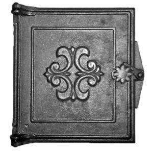 Дверь топочная ДТ-5 (270*370)